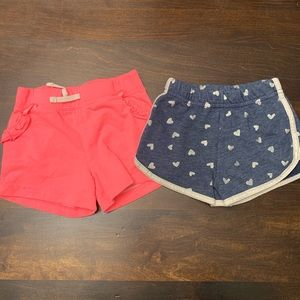 Bundle of Girl Shorts 4T
